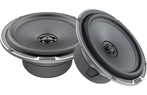 "HERTZ Mille PRO Series 6-1/2"" 2-way car speakers"