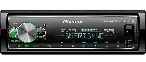 PIONEER - Digital Media Receiver with Enhanced Audio Functions, Pioneer Smart Sync App, MIXTRAX�, Built-in Bluetooth�, and SiriusXM-Ready�