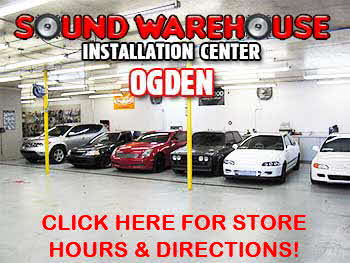 Sound Warehouse Ogden - Click here for a map to this store location!