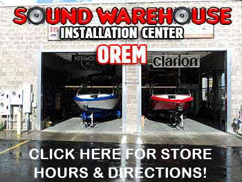 Sound Warehouse Orem - Click Here for map to this store location!
