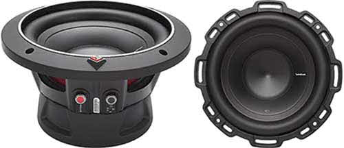 "ROCKFORD FOSGATE Punch P1 8"" 4-ohm subwoofer"