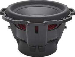 "ROCKFORD FOSGATE Punch P2 10"" subwoofer with dual 4-ohm voice coils"