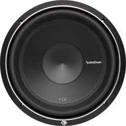 "ROCKFORD FOSGATE Punch P2 12"" subwoofer with dual 4-ohm voice coils"