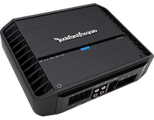 ROCKFORD FOSGATE 300W RMS Punch Series Monoblock Class AB Car Power Amplifier