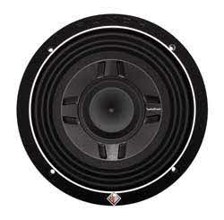 "ROCKFORD FOSGATE 8"" Punch P3S Shallow 4-Ohm DVC Subwoofer"