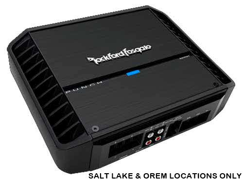 ROCKFORD FOSGATE 400 Watt Mono Amplifier