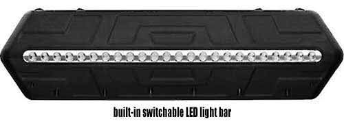 PLANET AUDIO All Terrain Sound System with built-in switchable LED light bar