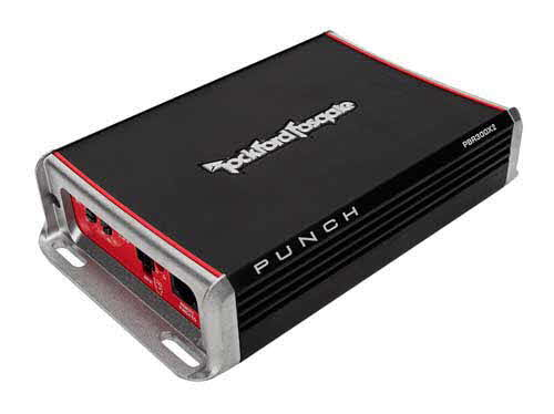 ROCKFORD FOSGATE 300 Watt 2-channel Amplifier