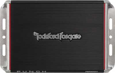 ROCKFORD FOSGATE 300 Watt BRT Mono Amplifier