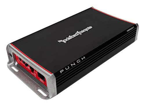 ROCKFORD FOSGATE 500 Watt Punch Series Mono Amplifier