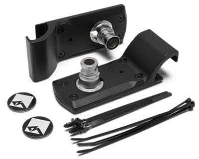 ROCKFORD FOSGATE Punch Diecast Clamp for Polaris Lock & Ride� Roll Cage - Black