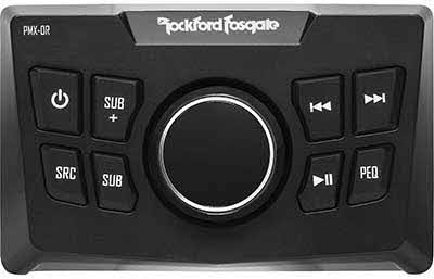 ROCKFORD FOSGATE Wired Remote Control