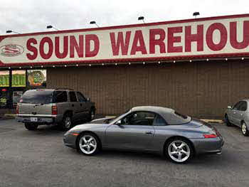 2003 Porsche Carrera. Installed a Kenwood Bluetooth, HD Radio, Sirius/XM App Ready receiver and bypassed the factory amp.