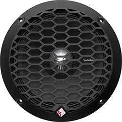 "ROCKFORD FOSGATE Punch Pro 6-3/4"" midrange speaker with 4-ohm voice coil"