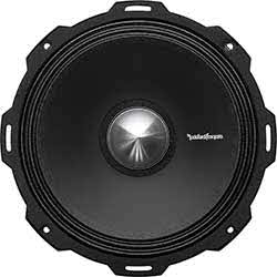 "ROCKFORD FOSGATE Punch Pro 8"" midrange speaker with 4-ohm voice coil"