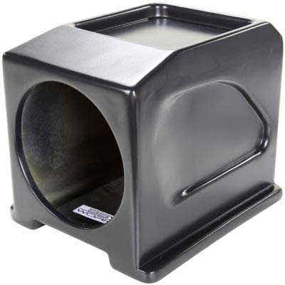 "SSV Works Arctic Cat 10"" Center Console Sub Box - Unloaded"