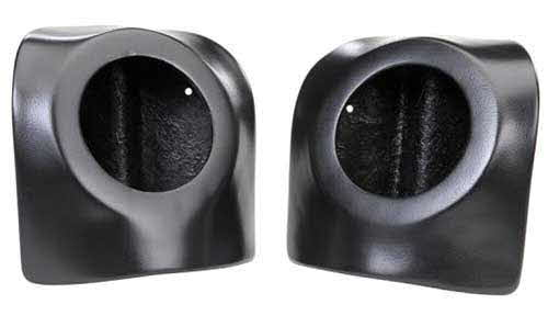"SSV Works Arctic Cat Prowler 6 1/2"" Rear Speaker Pods - Unloaded"
