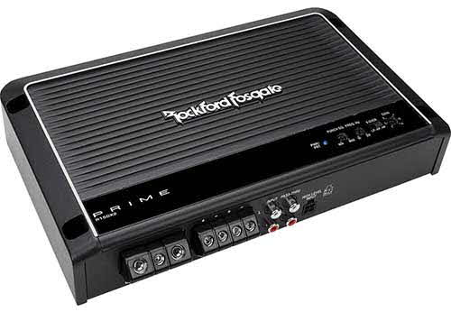 2-Channel Power Amplifiers by Kenwood, Diamond Audio and