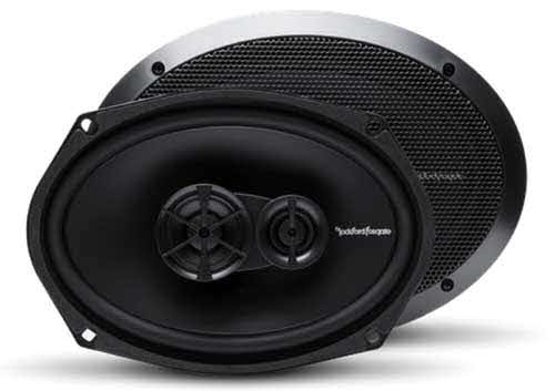 "ROCKFORD FOSGATE Prime 6""x9"" 3-Way Full-Range Speaker"