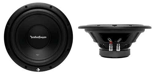10-Inch Subwoofers by Diamond Audio, Clarion and Rockford Fosgate