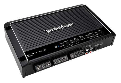 ROCKFORD FOSGATE 250 Watt 4-Channel Amplifier