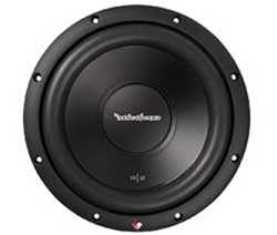 "ROCKFORD FOSGATE 10"" Dual 4 ohm Prime Stage 2 Subwoofer"