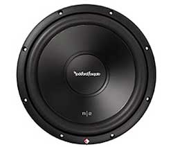 "ROCKFORD FOSGATE 12"" Dual 4 ohm Prime Stage 2 Subwoofer"
