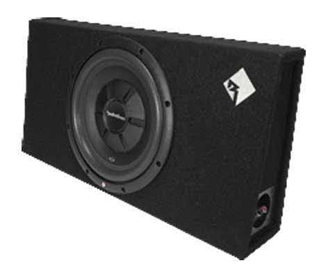 "ROCKFORD FOSGATE 12"" Prime R2S Shallow Loaded Enclosure"