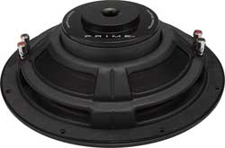 "ROCKFORD FOSGATE 12"" Prime R2 4-Ohm DVC Shallow Subwoofer"