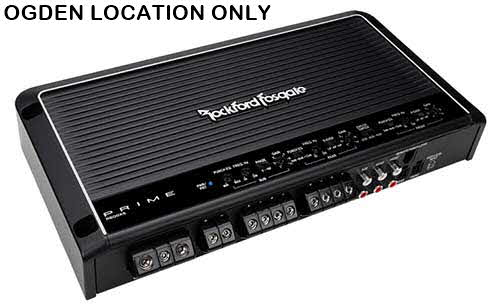 ROCKFORD FOSGATE 600 Watt 5-Channel Car Amplifier