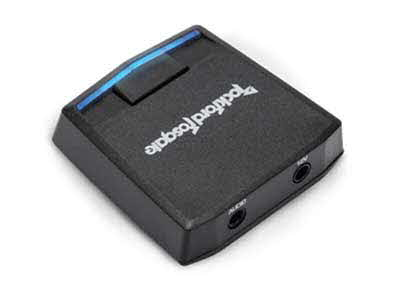 ROCKFORD FOSGATE Universal Bluetooth to RCA Adaptor