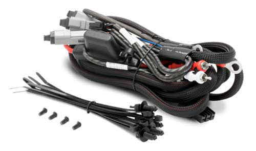 ROCKFORD FOSGATE Amp wiring harness for select Polaris GENERAL� models