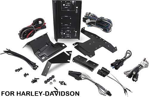 ROCKFORD FOSGATE Harley-Davidson� Amplifier Installation Kit (1998+)