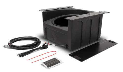 "ROCKFORD FOSGATE 10"" front subwoofer enclosure for select RANGER� models"