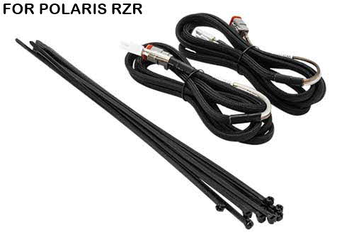 ROCKFORD FOSGATE Polaris RZR Rear Speaker Add-on Harness