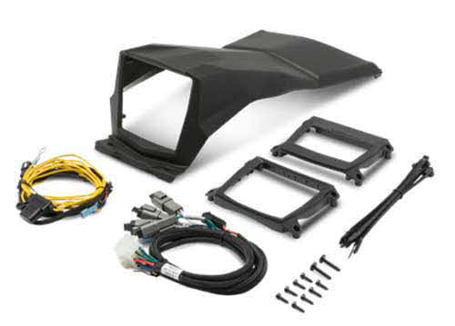 ROCKFORD FOSGATE PMX dash kit for select Can-Am Maverick X3 models