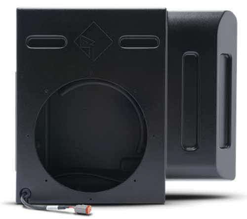 "ROCKFORD FOSGATE 10"" front subwoofer enclosure for select YXZ� models"