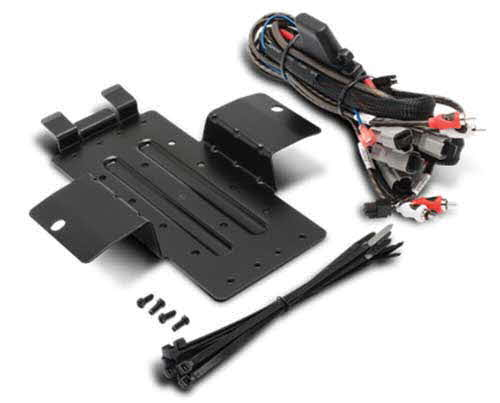 ROCKFORD FOSGATE Amp kit and mounting plate for select YXZ� models