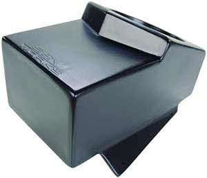 SSV Works 2009 - up Polaris Ranger Center Console Sub Box - Unloaded