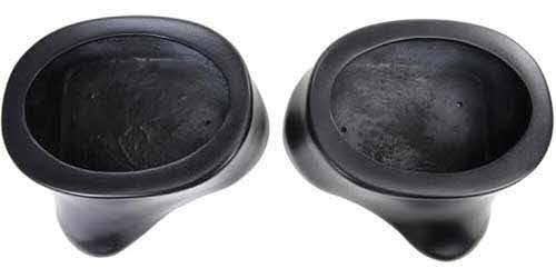 "SSV Works Yamaha Rhino 6x9"" Front Speaker Pods - Unloaded"