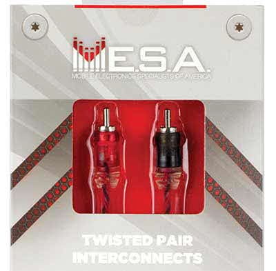 MESA 25 FOOT MALE RCA CABLE