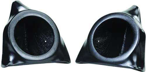 "SSV Works Polaris RZR Gen 1-3 6 1/2"" Rear Speaker Pods - Unloaded"