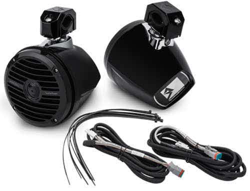 ROCKFORD FOSGATE Add-on Rear Speaker Kit for use with RZR14-STAGE2 and RZR14-STAGE3