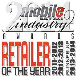 Sound Warehouse - Runner up Retailer Of The Year 2013-2014!