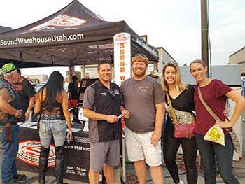 103.5  Arrow Fest last Wednesday at USANA for the Steve Miller Band.