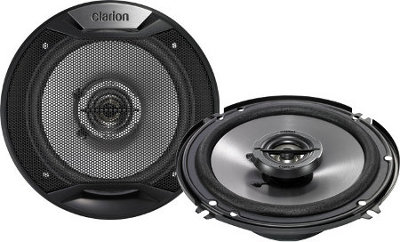 "Clarion 6.5"" Coaxial 2-Way Speaker - Click Here!"