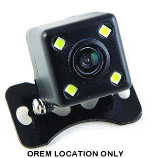 CRIMESTOPPER 170� Lip Mount Style CMOS Color Camera