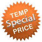 Temporary Special Price