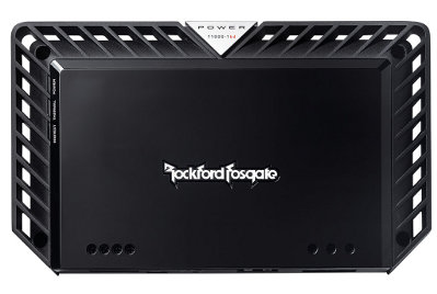 ROCKFORD FOSGATE 1000 WATT CLASS-BD CONSTANT POWER MONO AMPLIFIER