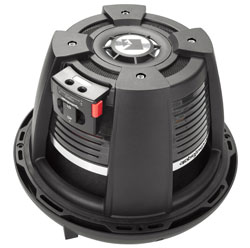 "ROCKFORD FOSGATE 12"" POWER T1 4-OHM DVC SUBWOOFER"
